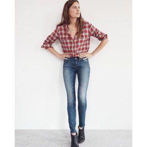Madewell Skinny Skinny Mid Rise Jeans Edmonton 24